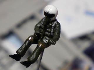 メインパイロット塗装後