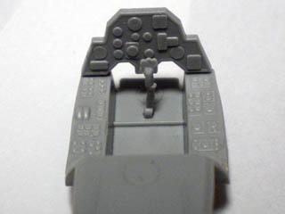コックピット計器板