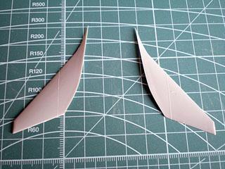 カナード翼オリジナル