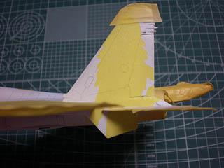 機体マスキング2