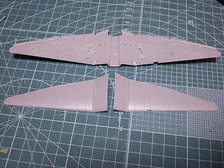 主翼オリジナルパーツ